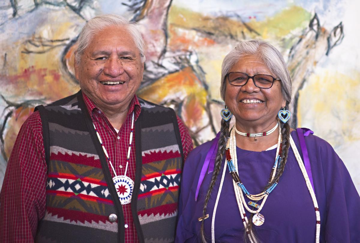 Nez Perce elders visit classrooms