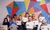 Joseph elementary students earn 'character kite' awards