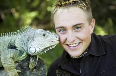 The Reptile Guy and friends to present program in Wallowa