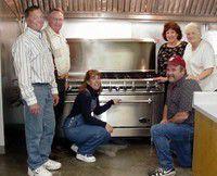Cloverleaf kitchen unveiled