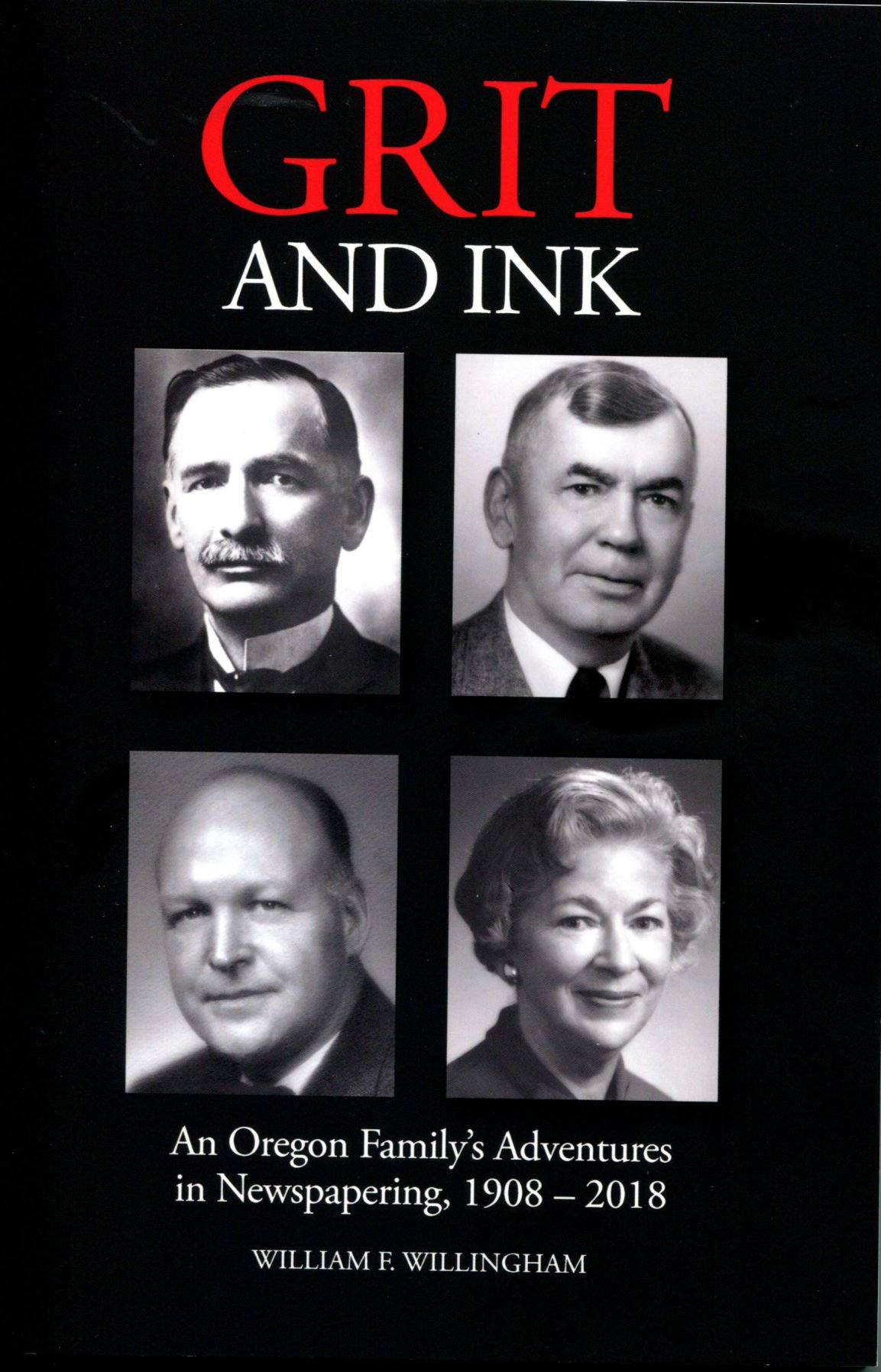 'Grit and Ink' launch draws a crowd