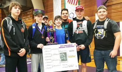 Outlaw wrestlers shine at Muilenberg; Eagles step up at Culver