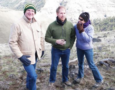 State lawmakers get the local 'wolf tour'