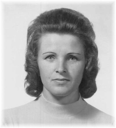 Barbara 'Betty' Mundell