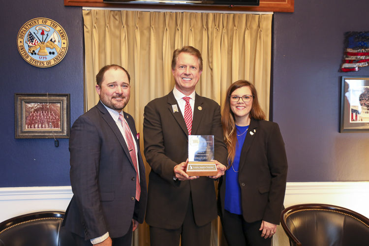 NSP Recognizes Peterson and Marshall with Top Sorghum Congressional Awards for 2019