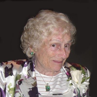 Ida Louise Zarger