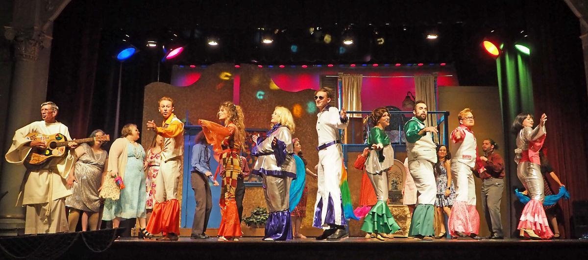 The Columbian Presents Mamma Mia! (Act II)