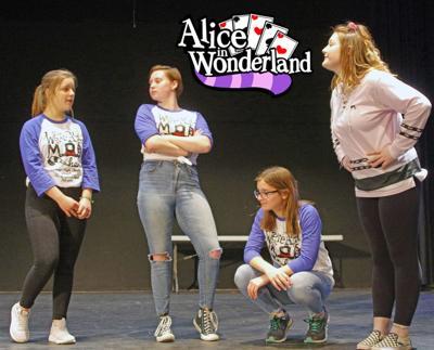 Alice in Wonderland Postponed