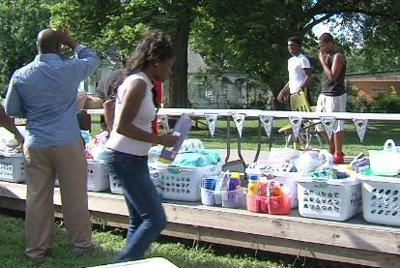 Program provides supplies, teaches college students