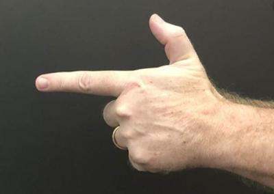 Generic finger gun