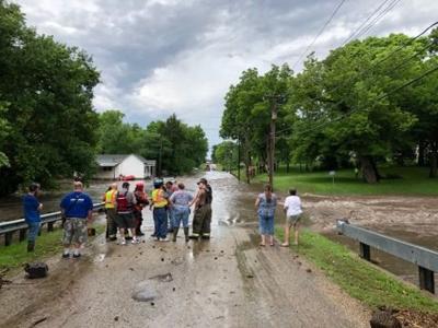 June Bethany flooding