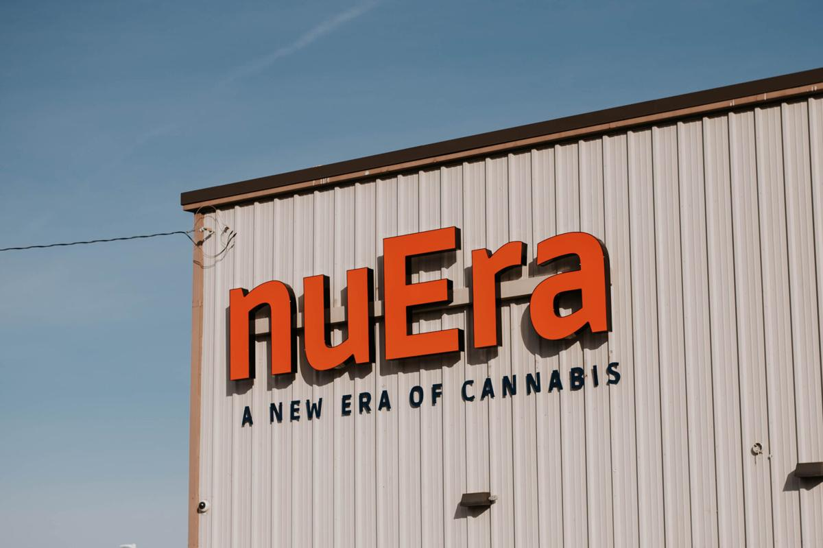 nuEra Champaign sign