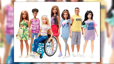 Inclusive Barbie