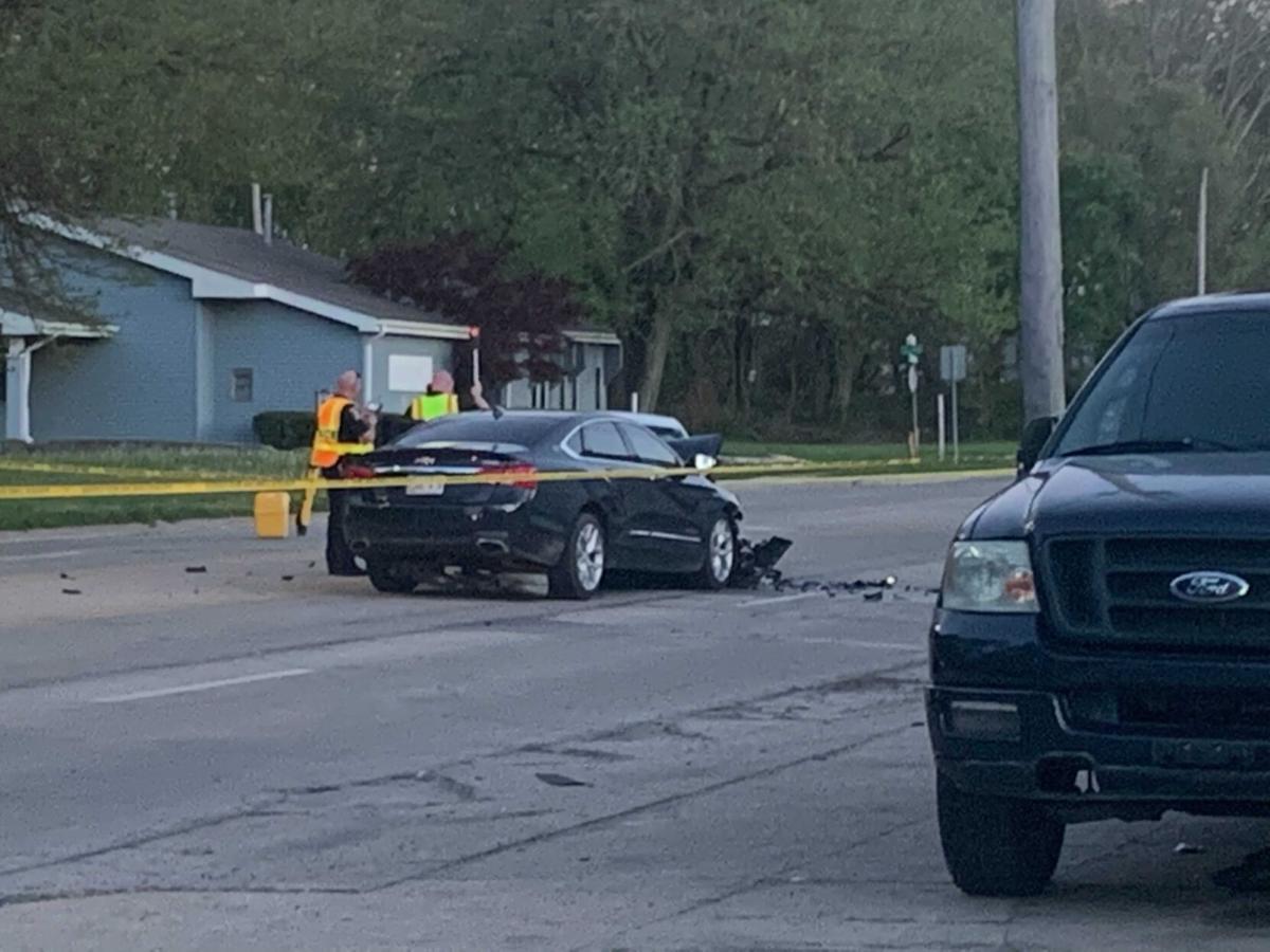 Monroe Street crash 2