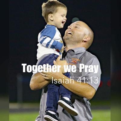 Pana High School sends prayers to coach, family