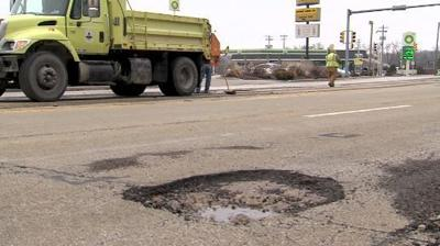 Potholes prove costly for central Illinois drivers