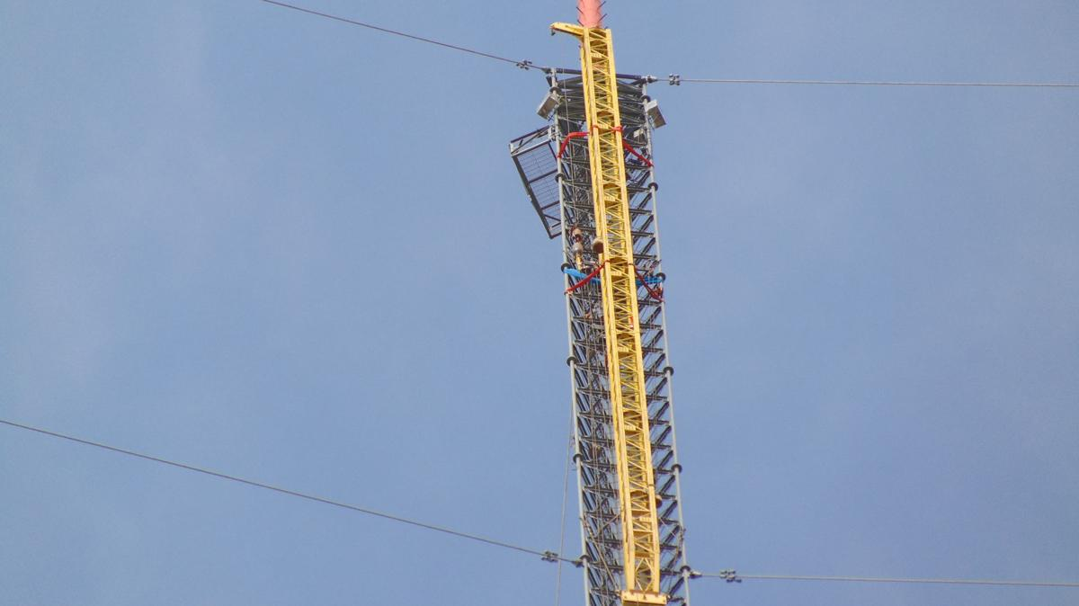 Tower Work 2