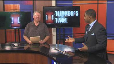 Mark Tupper explains new three point rules in college basketball