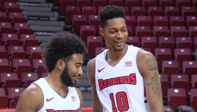 Redbirds bring nearly brand new roster to table in 2017-18