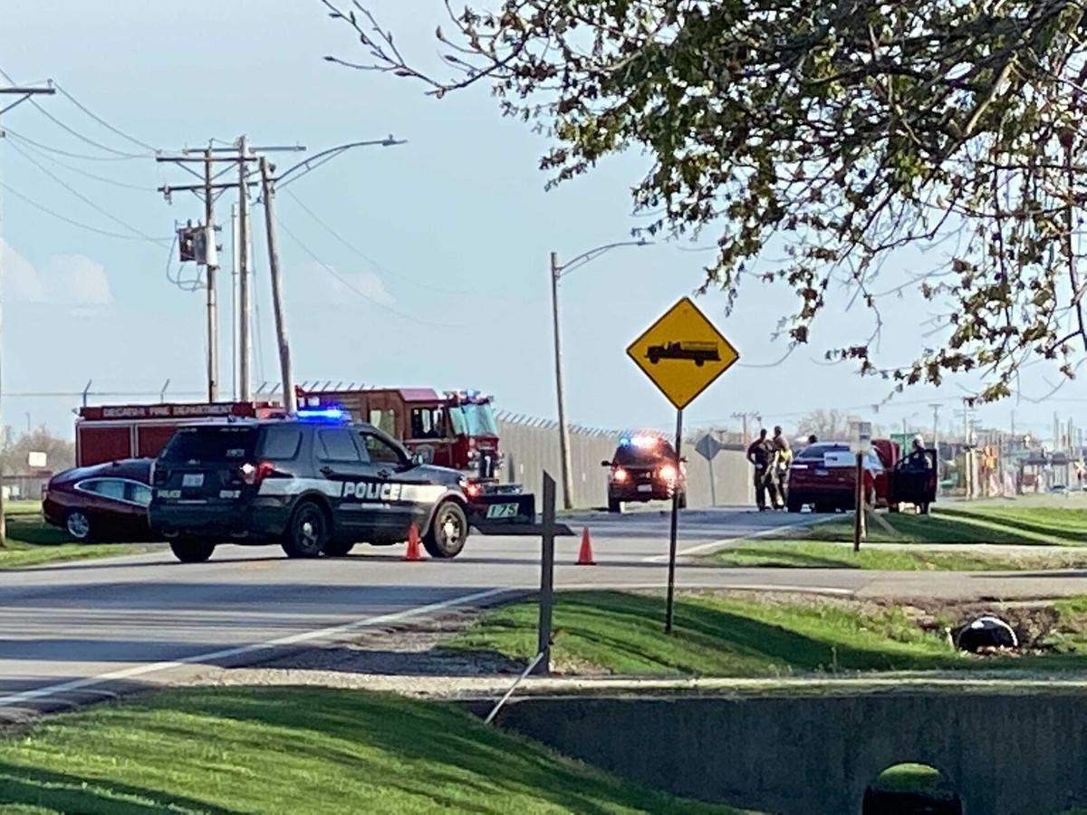 Decatur Airport Road crash 2