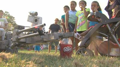 Champaign Neighbors Unite For National Night Out