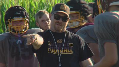 WAND Two-a-Days: Clinton Maroons