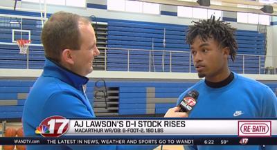 AJ Lawson