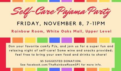 self care pajama party