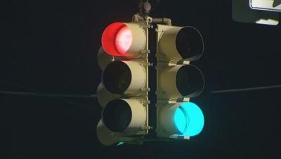 Traffic light project may have to wait