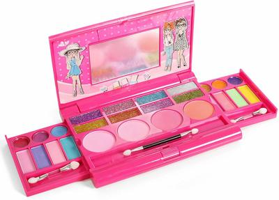 Princess Girl's All-in-One Deluxe Makeup Palette