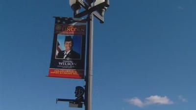 Lincoln Banners