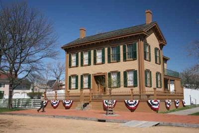 Lincoln Home administrators want to build archives center