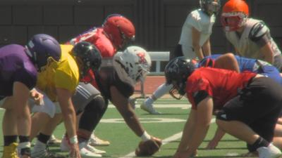 East defense gets ready for Saturdays game