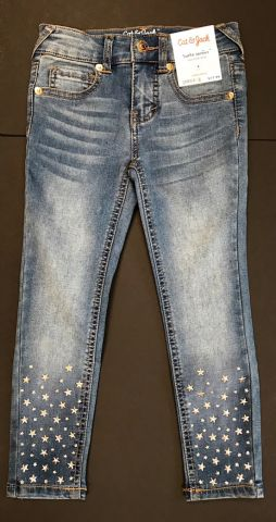 Girls' jeans recalled from Target due to laceration hazard