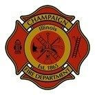 Champaign Fire Department responds to house fire on city's north side