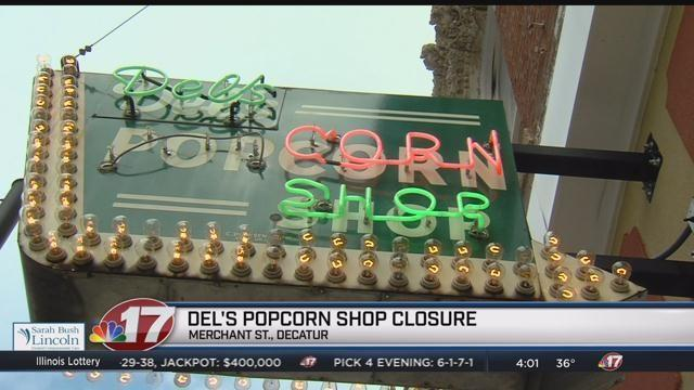 Downtown Del's Popcorn Shop closed by health department   Top