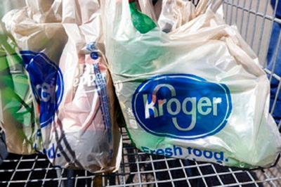 Kroger plans to do away with plastic bags