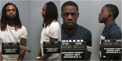 4 arrested for stabbing outside Lanphier High School