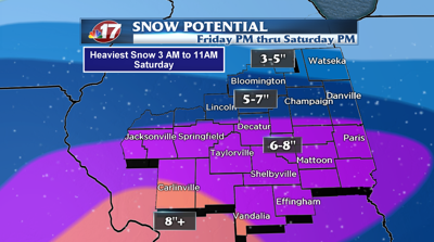 WAND tracking winter weather in central Illinois