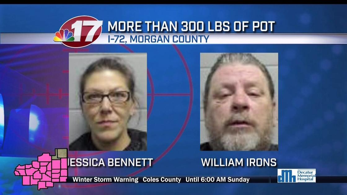Troopers: Over 300 pounds of marijuana seized in bust | Top Stories