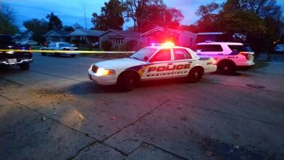 At least 1 shot in Springfield