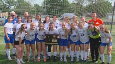 St. Teresa wins sectional championship