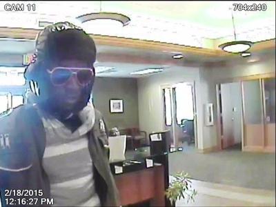 Urbana police investigate bank robbery