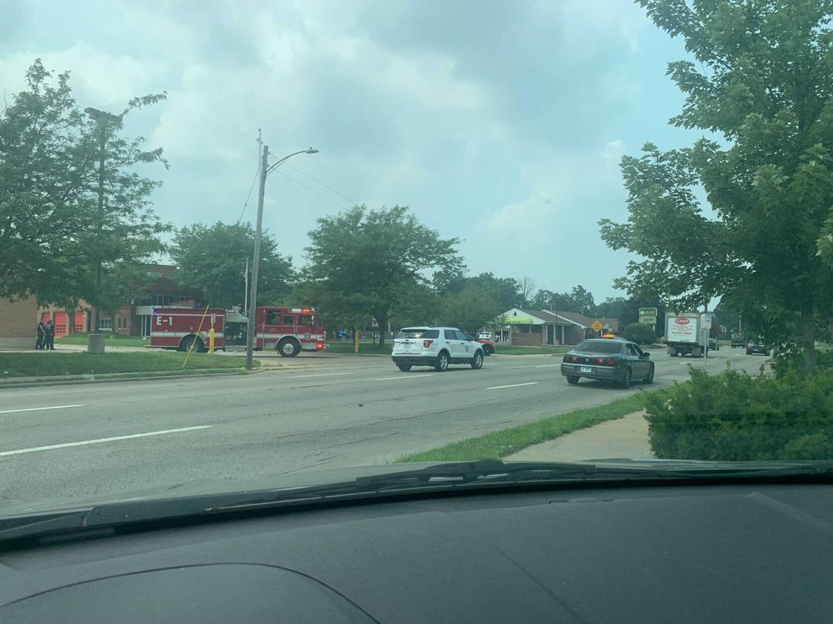 Fire Station 1 response, Decatur 2