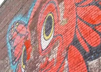 Mural project gives artists opportunity
