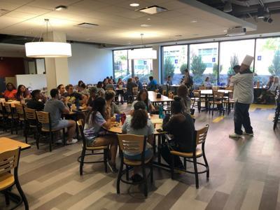 University Commons Cafe - Millikin