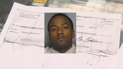 Man tries cashing bogus checks signed by Star Wars character