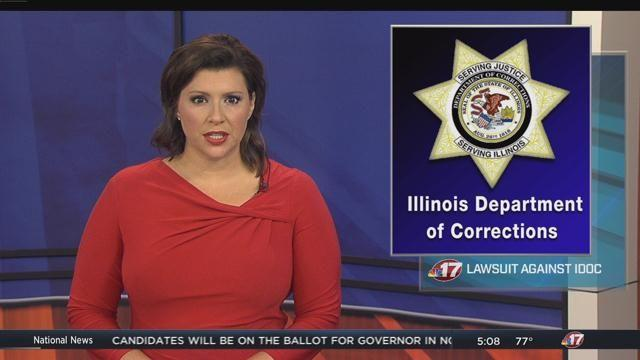 Illinois Department of Corrections faces lawsuit | Top