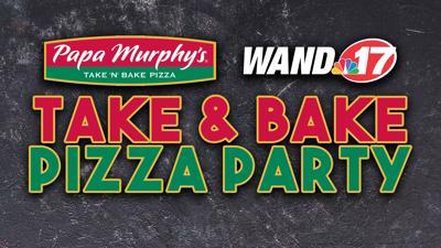 Take & Bake Pizza Party