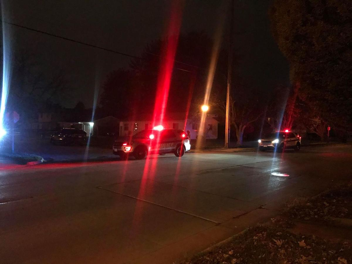 Tremont St., Urbana shots fired 2